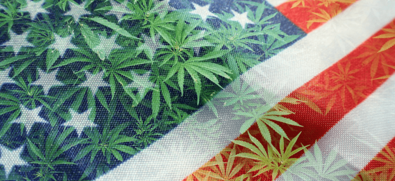 Buying legal weed in US